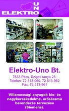 Elektro-Uno Bt.