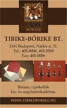 Tibike-Bőrike Bt.